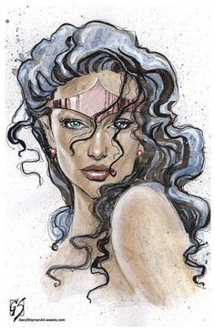 Wonder Woman by Gary Shipman *