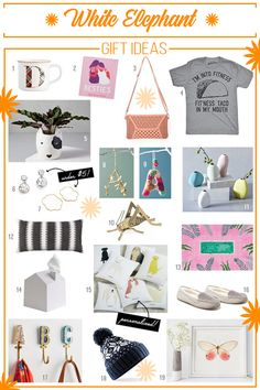 What can you gift to your collegues, friends and family. Check out this lates white elephant gift ideas this Christmas Trivia, Christmas Facts, Thanksgiving Facts, Christian Art Gifts, White Elephant Gifts, Gift Ideas, Make It Yourself, Friends, Children