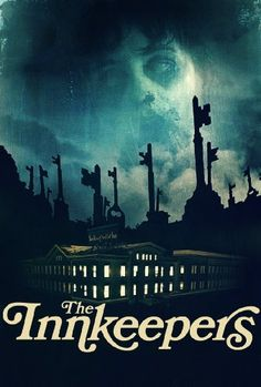 """""""The Innkeepers"""" - While paying homage to the cheesy, low-budget horror movies of the 70's and 80's, director Ti West still delivers a very scary movie that relies more on atmosphere than relentless violence."""
