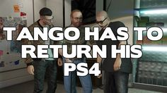 Tango buys a PS4 - and promptly has to take it back!