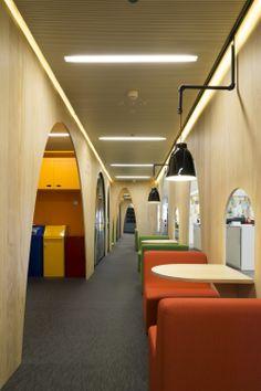 Google Madrid HQ / Jump Studios Google Madrid HQ / Jump Studios – Plataforma Arquitectura