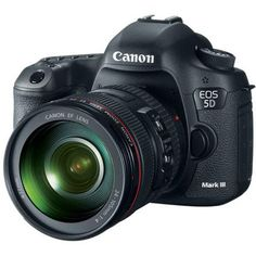 EOS 5D Mark III Digital SLR Camera with 24-105mm IS Lens