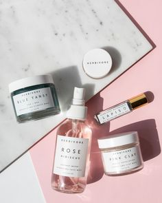 Summer 2016 Herbivore Botanicals collection keeps the elements at bay and your face at its freshest. Shop at socialitebeauty.ca!