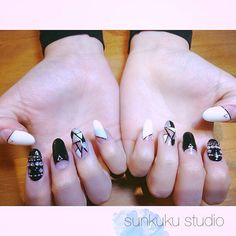 Korean Nail Art More Nails Fancy