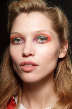 House of Holland Fall 2017 #makeup