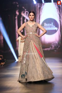 Erum Khan Collection at Bridal Couture Week 2016 (106)