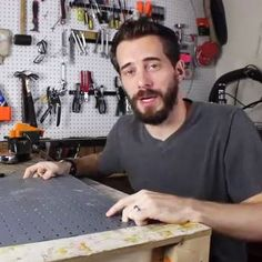 How To Make a Downdraft Sanding Table Using a Shop Vac
