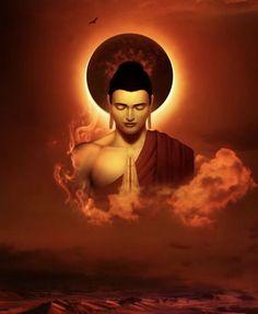 The lord Buddha Buddha Wall Art, Buddha Painting, Gautama Buddha, Buddha Buddhism, Lotusblume Tattoo, Theravada Buddhism, Moslem, Vajrayana Buddhism, Spiritus