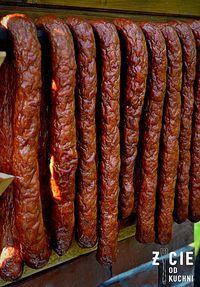 wedzona kielbasa domowa Homemade Sausage Recipes, Smoked Meat Recipes, Dog Recipes, Grilling Recipes, Home Made Hot Dogs Recipe, My Favorite Food, Favorite Recipes, Kielbasa Sausage, Bariatric Eating
