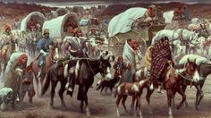 By 1838, General Winfield Scott began the removal of the remaining Cherokee Indians from the South to what is now Oklahoma. Forced to travel thousands of miles during the bitter winter, thousands of Cherokees died during the journey in what has been called the Trail of Tears.