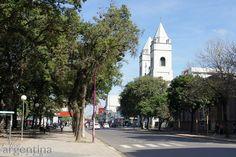 Plaza y Catedral de la ciudad de Resistencia, Chaco