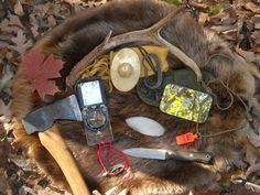 survival school NW Arkansas wilderness training Kings River Buffalo River bushcraft fur trapping