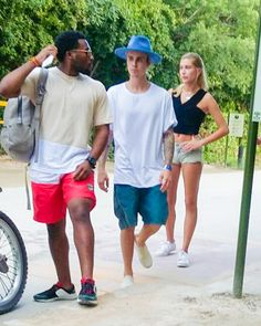 Vacay: Justin and Hailey spent several in Cancun where they indulged in some R&R and toure. Justin Bieber Outfits, Justin Bieber Style, Justin Bieber News, Jaden Smith, Hailey Baldwin, Best Couple, Celebrity Couples, Mom And Dad, Hot Guys