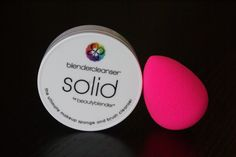 beautyblender sponge and solid cleanser review