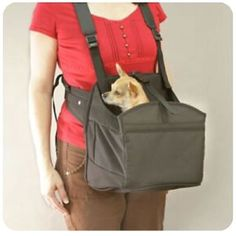 Pet Pocket for Pets up to 10 lbs