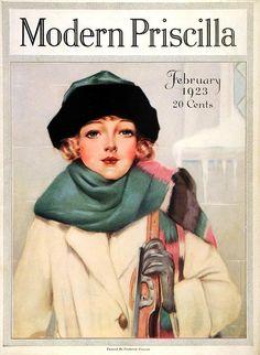 Modern Priscilla 1923
