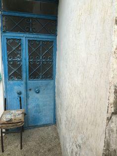 Old Blue Door . İt is 24 years old.