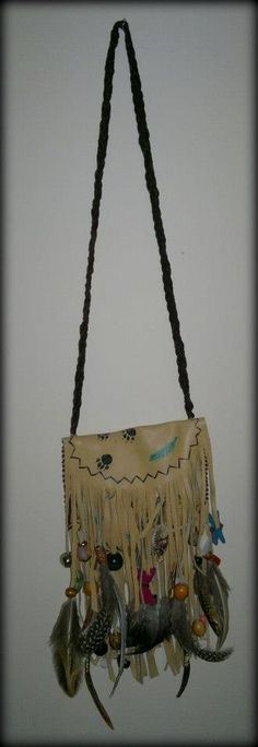 Native American Indian Spirit Bag