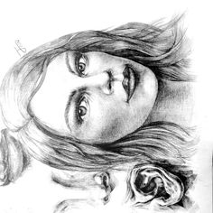 #Artwork #Art #Girl #Drawing #Facedrawing #Face