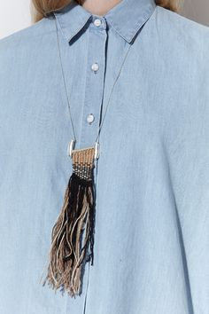 ERIN CONSIDINE, Rail Fringe Necklace | Mr. Larkin