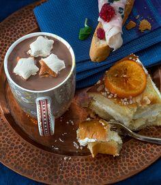 Acompaña tu Roscón de Reyes con chocolate caliente. ¡Riquísimo!