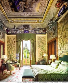 Florence, Italy - ancient charm and Renaissance art with high-tech modern comforts