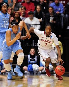 The No. 6 Stanford women's basketball team kicked off its 2014-15 season with a resounding 105-50 victory