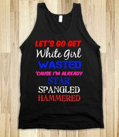 This WILL be my 4th of july shirt! LOVE!