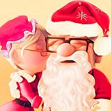 Up : Mr and Mrs Claus :  : Disney Christmas