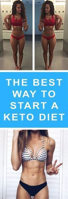 Lose weight fast and easy with a low carb keto diet!