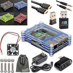Eeekit raspberry pi 2/b+ #accessories,case+audio hdmi #cable+power #supply+usb hu,  View more on the LINK: http://www.zeppy.io/product/gb/2/400896408129/