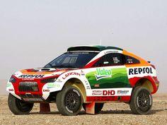 Mitsubishi Dakar 2009 9