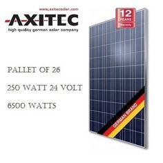 solar panel 6 500 watts wholesale German Brand