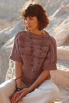 Ravelry: Athena pattern by Marie Wallin