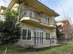 Goldcity fristående Villa i Alanya - Fynd Villa med 3 sovrum och havsutsikt i Kargicak . Goldcity Hotel Complex