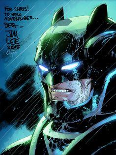 ArtStation - Armored Batman, Jeremiah Skipper