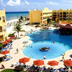#Hotel: THE ROYAL HACIENDAS, Playa Del Carmen, . For exciting #last #minute #deals, checkout #TBeds. Visit www.TBeds.com now.
