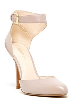 Nine West Rollers Ankle Strap Pump by Assorted on @HauteLook