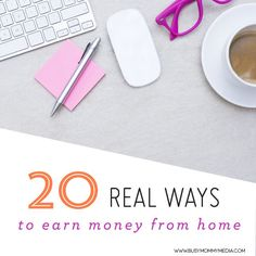 20 Real Ways to Earn
