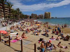 Playa de torrevieja
