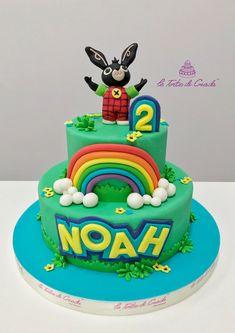 New cake desing compleanno topolino Ideas Bunny Birthday Cake, Birthday Cakes, Fondant Cakes, Cupcake Cakes, Bing Cake, Torta Minnie Mouse, Bing Bunny, Festa Pj Masks, Cake Mix Desserts