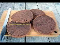 Blat umed de cacao - YouTube Sweets Recipes, Deserts, Yummy Food, Bread, Cheesecake, Youtube, Sweets, Pie, Delicious Food