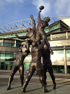 Twickenham Stadium in Twickenham, Greater London