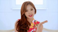 Pamer Foto Hot Saat Pemotretan Di Majalah CeCi, Naeun A Pink Malah Dapat Kritikan Pedas Dari Netizen !