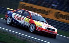 Audi A4 1998 STW Emanuele Pirro #motorsport #racing #touring #car #motor #sport #passion #quattro #nürburgring