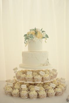 a #cake and #cupcake