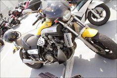 Street motorcycle in Japan 2014: YAMAHA VMAX
