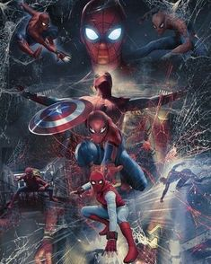 Marvel Studios will NOT be appearing at San Diego comic con this year. looks like they're keeping a tight lip in anticipation for avengers… Marvel Dc Comics, Marvel Fanart, Hero Marvel, Marvel Memes, Logo Super Heros, Spiderman Kunst, Spiderman Marvel, Avengers Art, Mysterio Spiderman