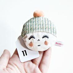 Little girls - brooche No.11