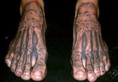 Foot Tattoos for Men - Design Ideas for Guys